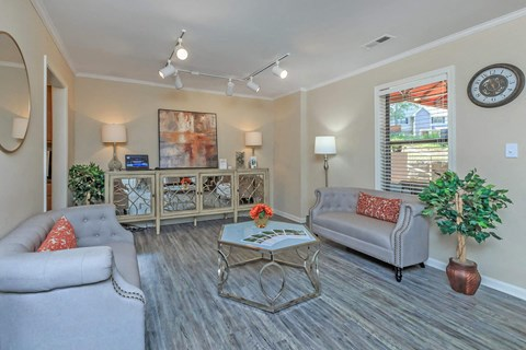 at Edwards Mill Townhomes & Apartments, Raleigh, NC
