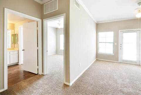 Apartment with Natural Light at Stoneleigh on Cartwright Apartments, J Street Property Services, Texas