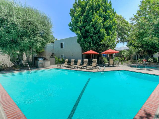 Refreshing Pool at Twenty2Eleven Apartments