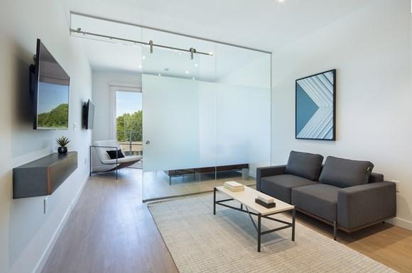 Westchester Apartments Flight Suite C Bedroom