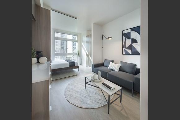 Furnished Westwood Apartments mysuite at Wilshire Margot Co Living Junior Suite