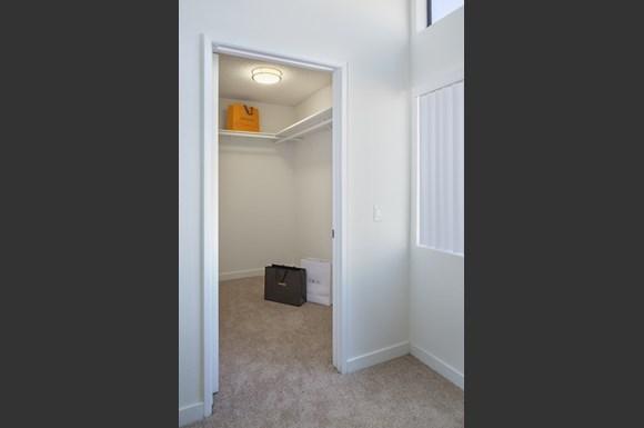 Northridge-Luxury-Apartment-Interior-Walk-In-Closet