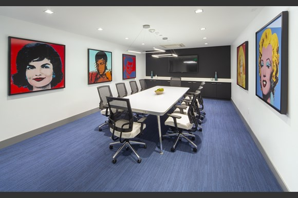 Westchester Apartments Ascent Conference Room