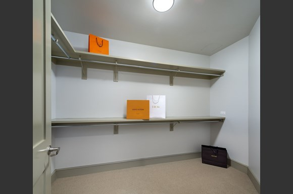 Westwood Luxury Apartments Wilshire Victoria Unit 502 Walk In Closet