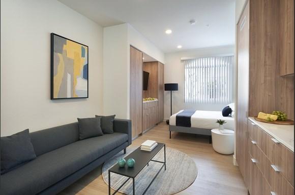mysuite-at-superior-luxury-furnished-apartments-northridge-product-studio-suite-interior-bedroom-los-angeles