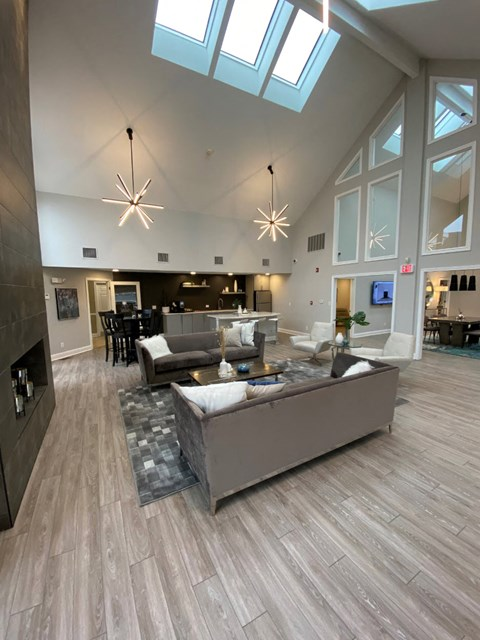 Large Clubhouse for Monthly Resident Events