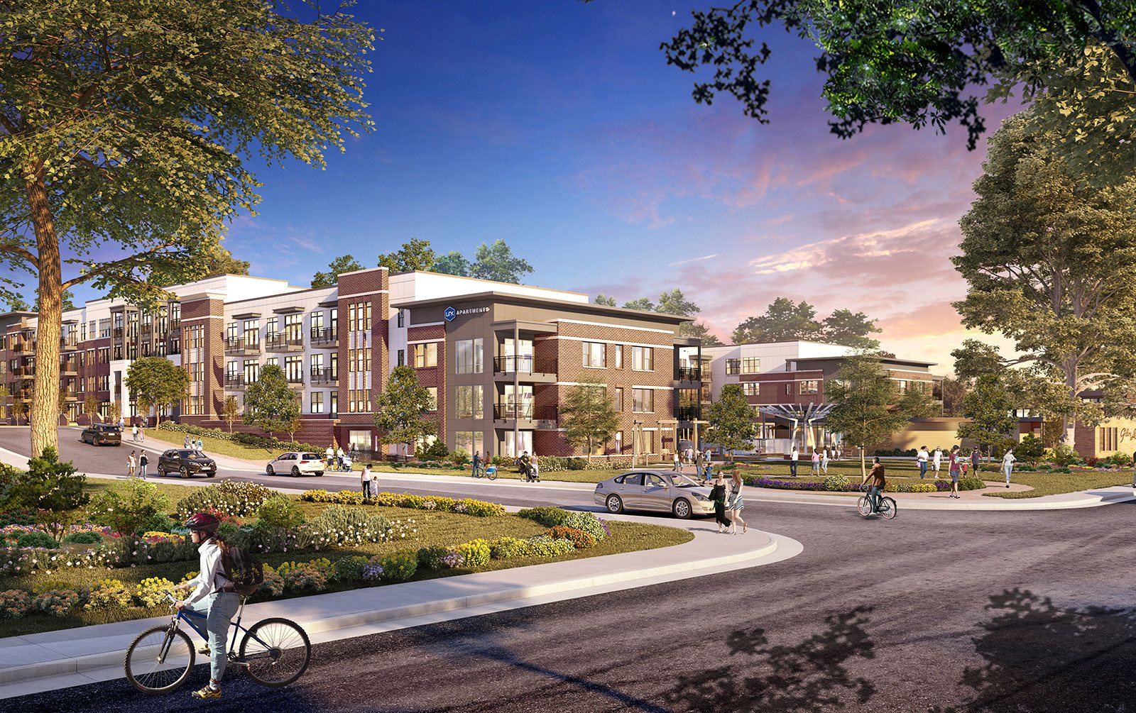 at Link Apartments® Linden, Chapel Hill, NC, 27517
