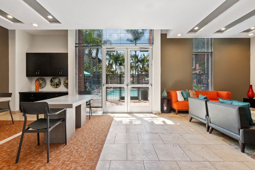 Clubhouse View at Ontario Town Square Townhomes