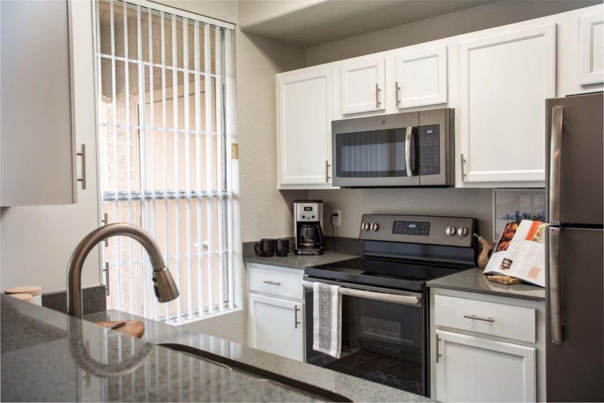 Efficient Appliances In Kitchen at Biscayne Bay, Chandler, AZ