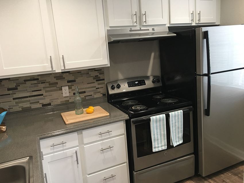 Fully Equipped Kitchen at Reflections