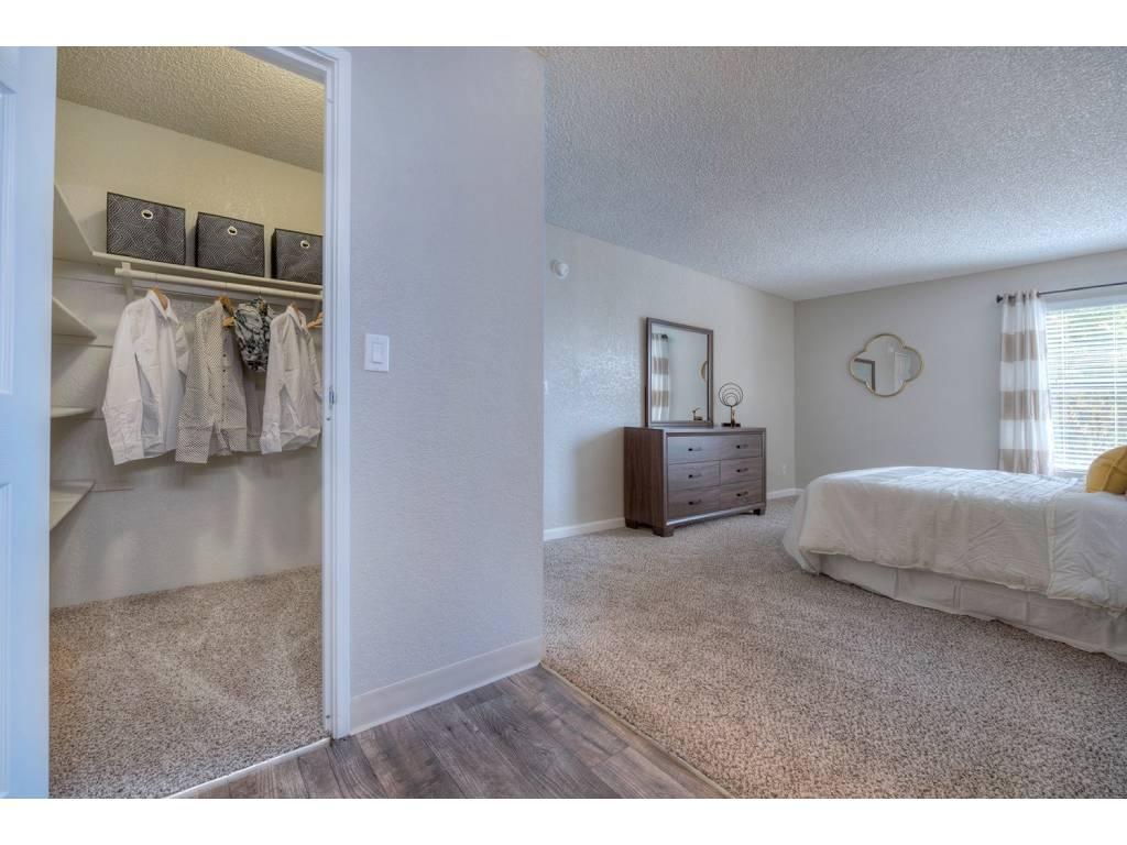 King Size Bedroom With Large Closet at Vizcaya Hilltop, Reno, 89523