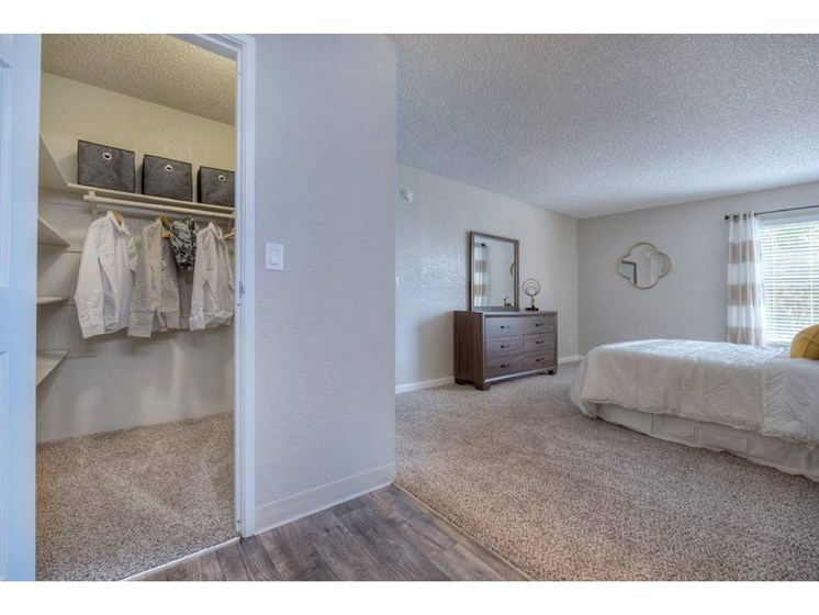 King Size Bedroom With Large Closet at Vizcaya Hilltop, Reno, 89523