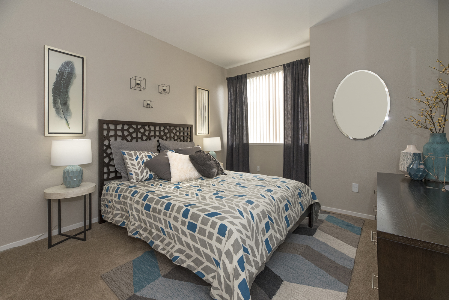Beautiful Bright Bedroom at Atwood Apartments, Citrus Heights, CA, 95610