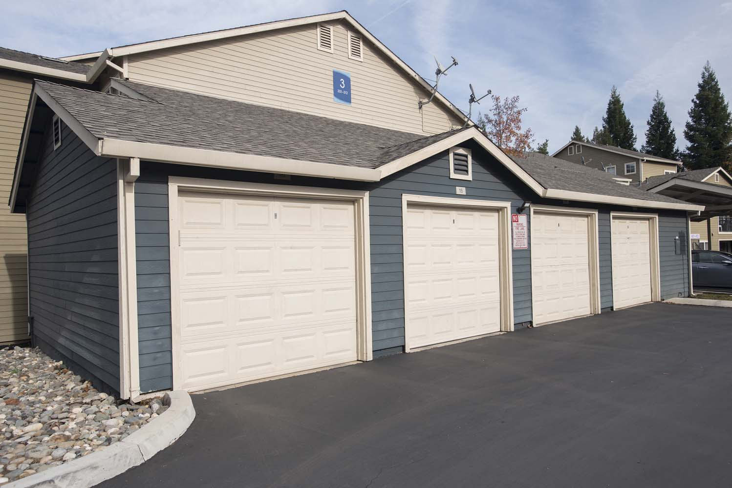 Garages Available at Atwood Apartments, Citrus Heights, 95610
