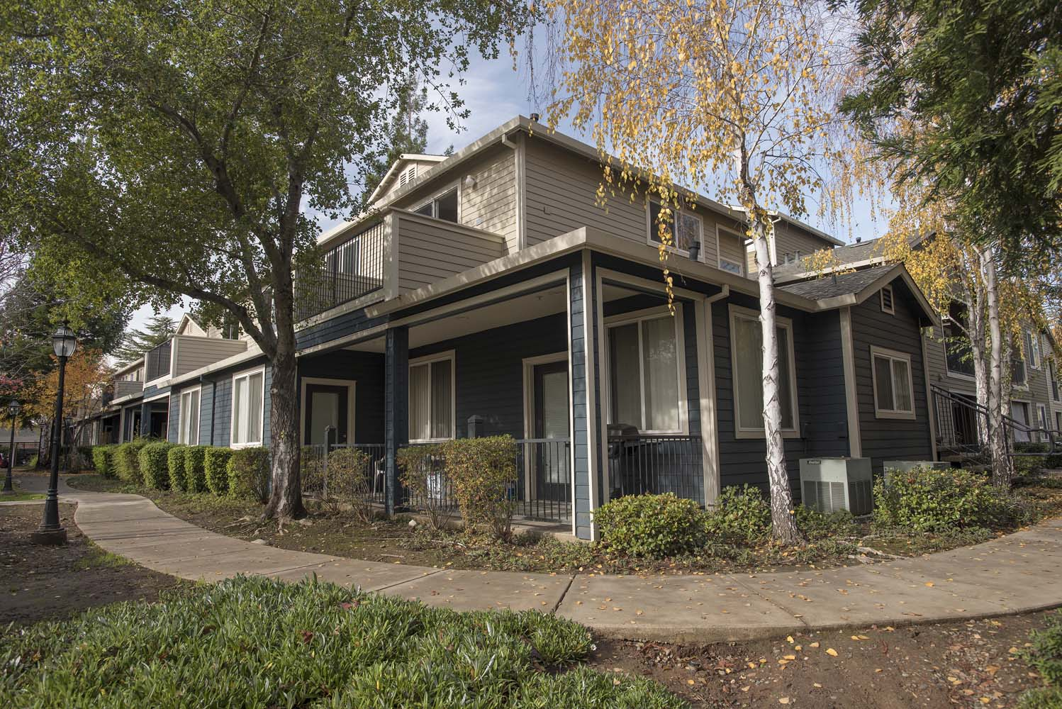 Walking Trail at Atwood Apartments, Citrus Heights, CA, 95610