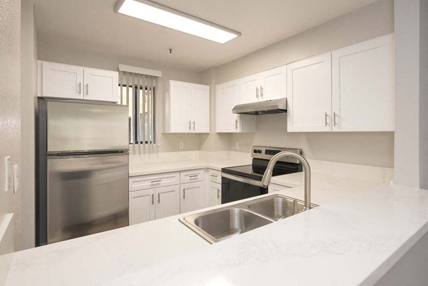 Sink Photos at Del Norte Place Apartment Homes