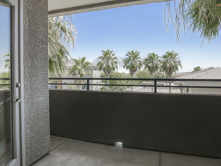 Balconies With City View at Ascent at Papago Park, Phoenix, 85008