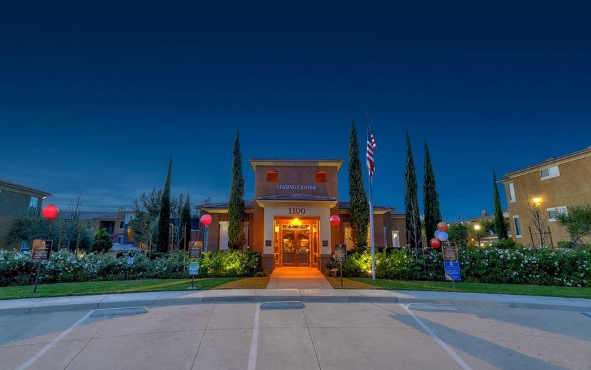 Modern Leasing Center, at Casoleil, 1100 Dennery Rd, CA