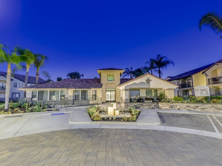 Magnificent Courtyard at Altair, Escondido, 92029