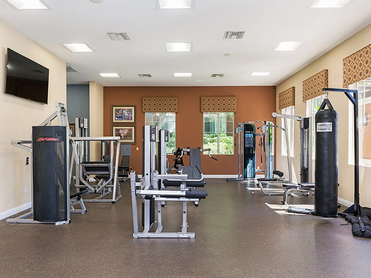 Health and Fitness Center, at Casoleil, 1100 Dennery Rd, CA