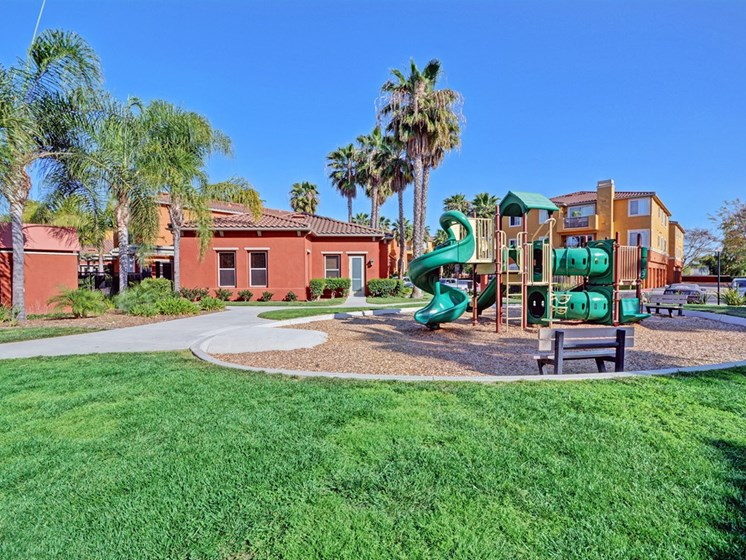 Children's Play Area, at Missions at Sunbow Apartments, Chula Vista, CA