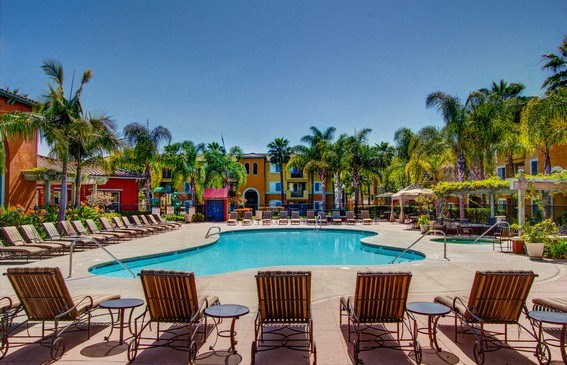 Missions at Sunbow Apartments, Chula Vistasaa, 91911 have Sundeck by Pool