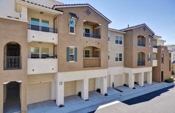 Comfortable Apartments with Thoughtful Amenities, at Rosina Vista, Chula Vista, California