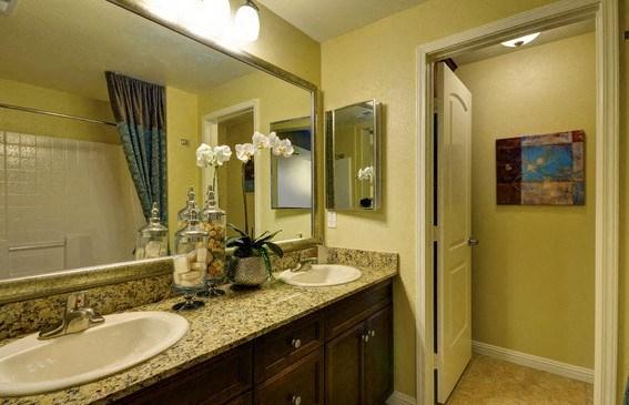 Upgraded Bathrooms, at Rosina Vista, Chula Vista, California