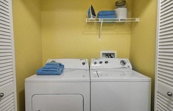 Washers/Dryers Available, at Rosina Vista, 1551 Summerland Street