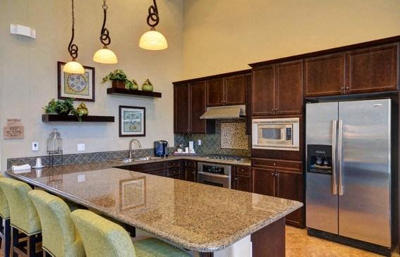 Clubhouse Kitchen, at Rosina Vista, Chula Vista, 91913