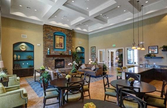 Stylish Clubhouse, at Rosina Vista, CA, 91913