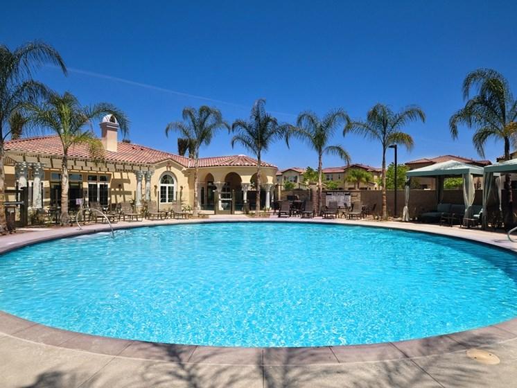 Sparkling Swimming Pool, at Tavera, 1465 Santa Victoria Rd