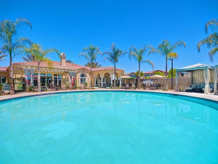 Pool Cabana & Outdoor Entertainment Bar, at Tavera, 1465 Santa Victoria Rd