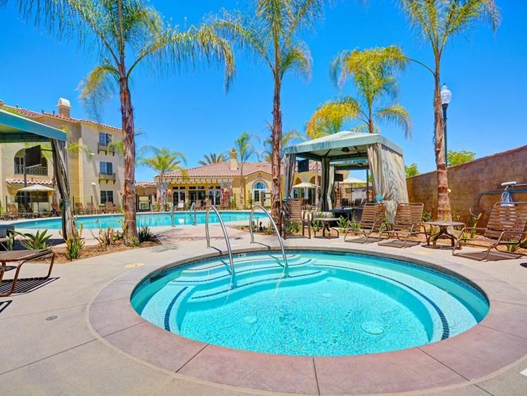 Year-Round Hot Tub, at Tavera, Chula Vista, CA