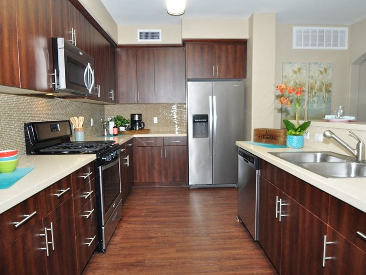 Stainless Steel Finishes, at Tavera, Chula Vista, 91913