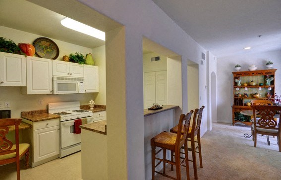 Spacious Kitchen, at Casoleil, 1100 Dennery Rd