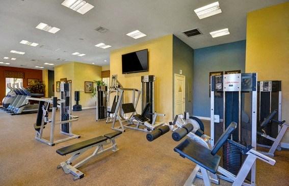High-Tech Fitness Center, at Casoleil, 1100 Dennery Rd