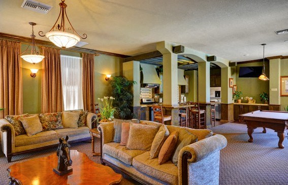 Beautifully Remodeled Clubhouse, at Casoleil, CA, 92154