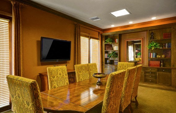 Modern Conference Room, at Casoleil, 1100 Dennery Rd
