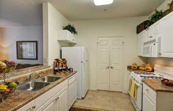 Modern Kitchen, at Casoleil, CA, 92154