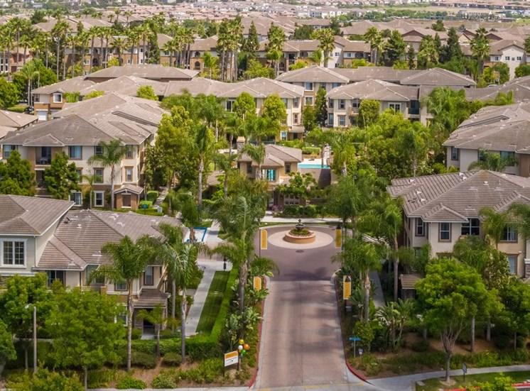 Aerial View at Terra Vista, Chula Vista, CA, 91913