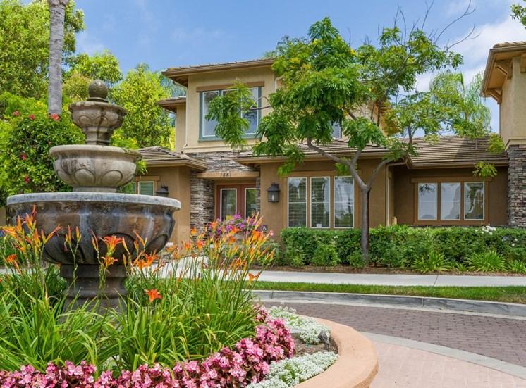 Lush Green Outdoor Spaces at Terra Vista, Chula Vista, California