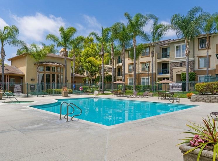 Resort Style Swimming Pool at Terra Vista, Chula Vista, CA, 91913