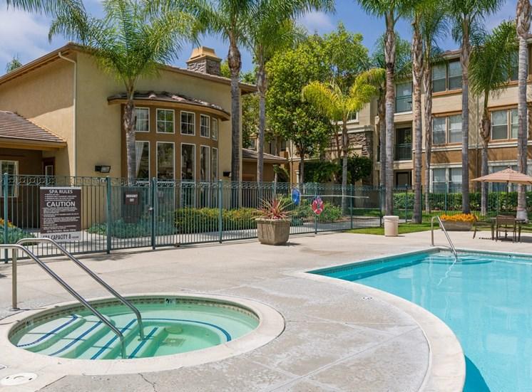 Hot Tub And Pool at Terra Vista, Chula Vista, California