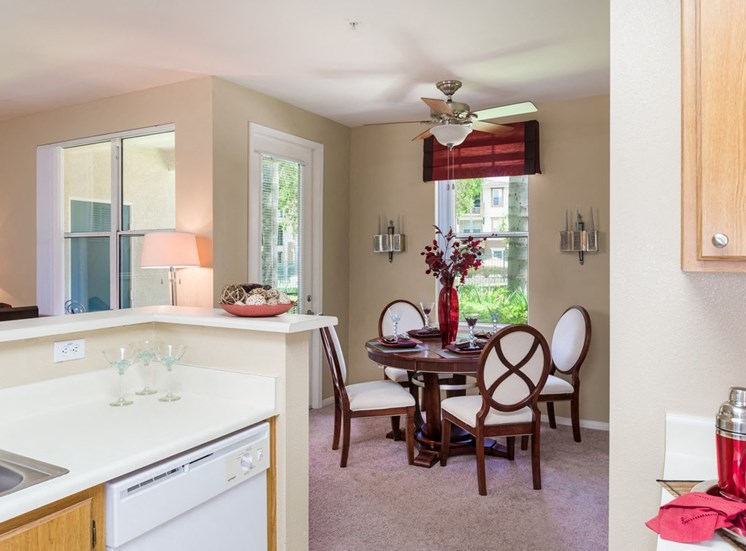 Bright Living And Dining Space at Terra Vista, Chula Vista, CA, 91913