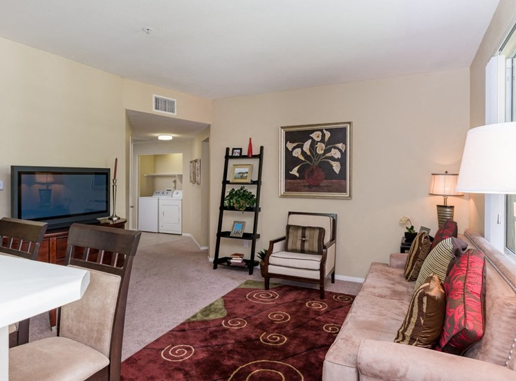 Classic Living Room Design at Terra Vista, Chula Vista, 91913