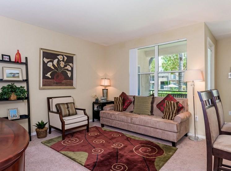 Comfortable Living Room at Terra Vista, Chula Vista