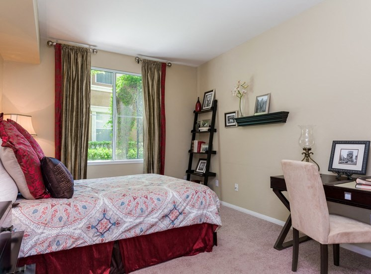 Bedroom With Expansive Windows at Terra Vista, Chula Vista, CA, 91913