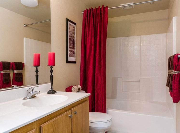 Large Soaking Tub In Bathroom at Terra Vista, Chula Vista, 91913