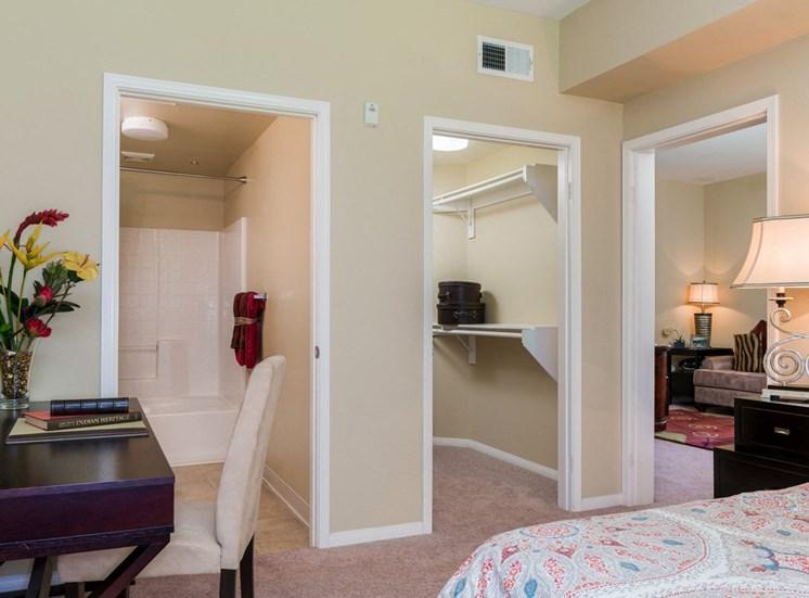 Comfortable Bedrooms With Closet at Terra Vista, Chula Vista, California